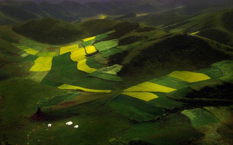 Golden Terrace, Zhang  Shuzhou , China
