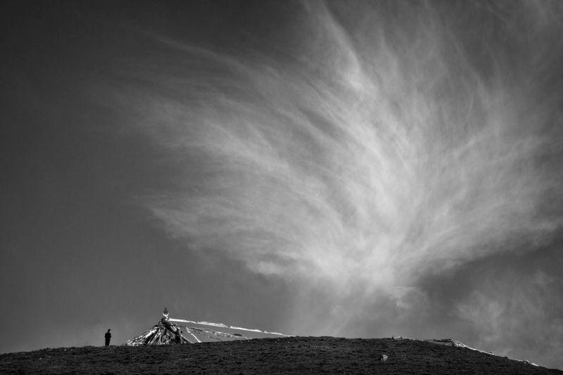 Phoenix Tail Clouds, Zhang  Shuzhou , China