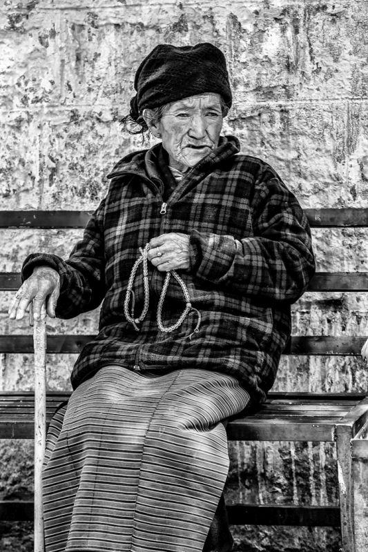 The Elder, Zhang  Yongjiang , China