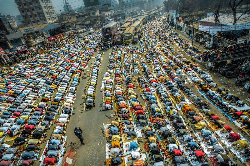 Pilgrims, Li  Jianping , China