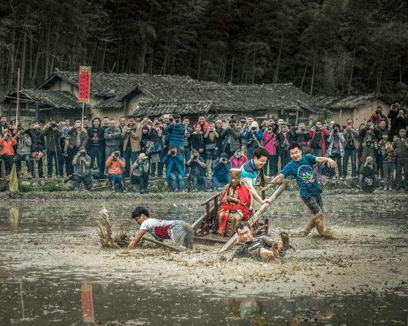 Folk Activity, Li  Jianping , China