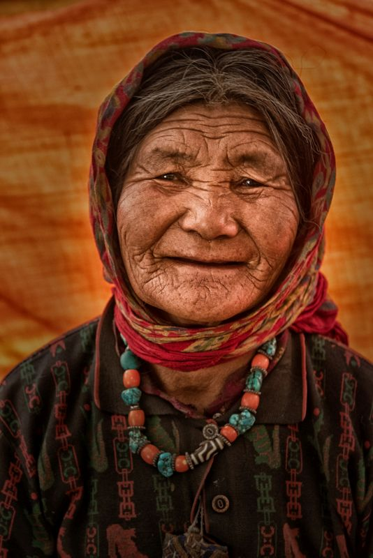 Old Woman Of The Hills, Banerjee  Sounak , India