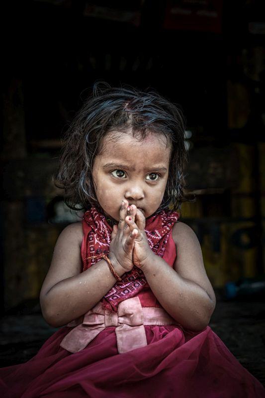 Nepali Girl In Bhaktapur, Deng  Shugang , China