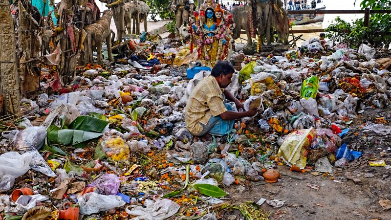 PLASTIC POLLUATION, Dey  Pradyut Kumar , India