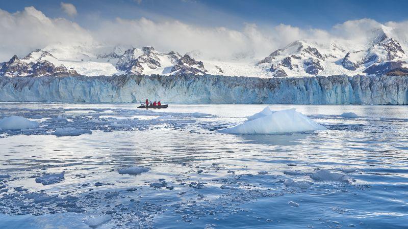Antarctic Glacier 24, Cheung  Sinkai , Australia