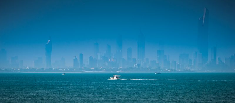 Kuwait City Seaside, Halvas-nielsen  Herdis , Germany