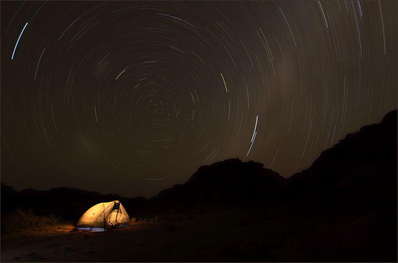 Sleeping Under The Stars, Myburgh  Susan , South Africa