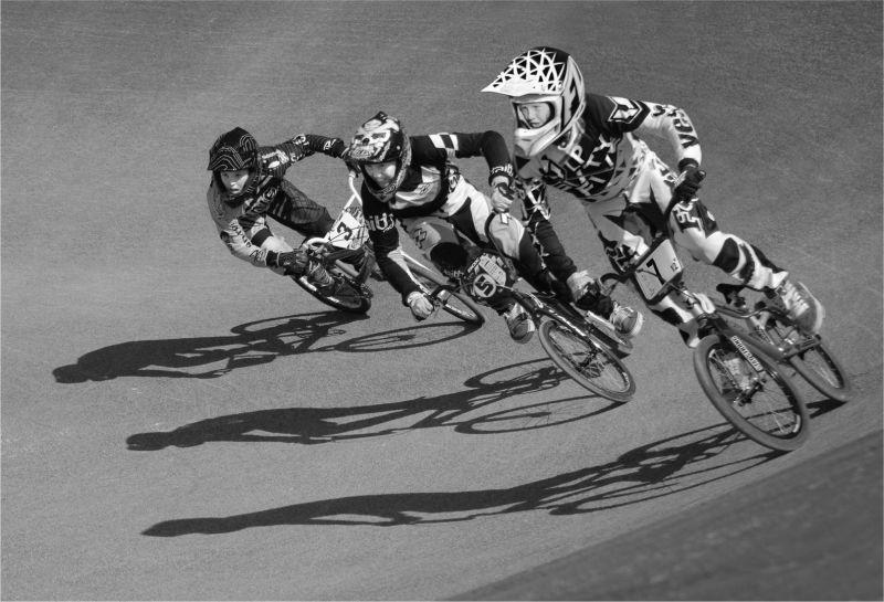 Seven Leads The Race, Keel  David , England