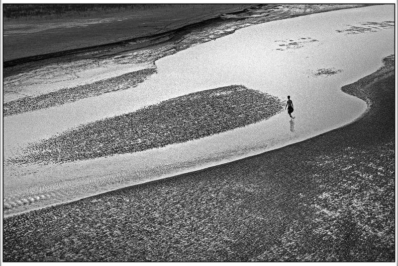 Alone-490, Sarkar  Soham , India