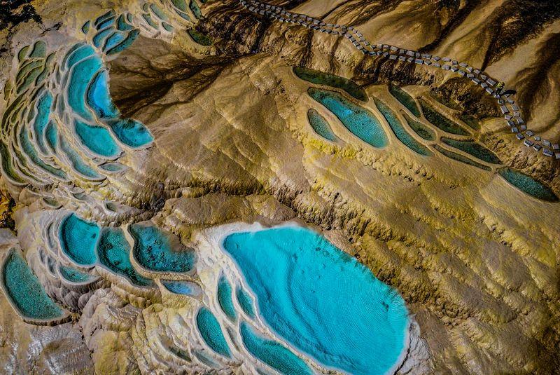 Natural Color Lump, Li  Xingye , China