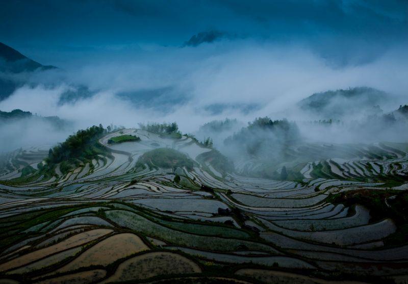 Yunhe Terrace, Zhou  Jianyun , China