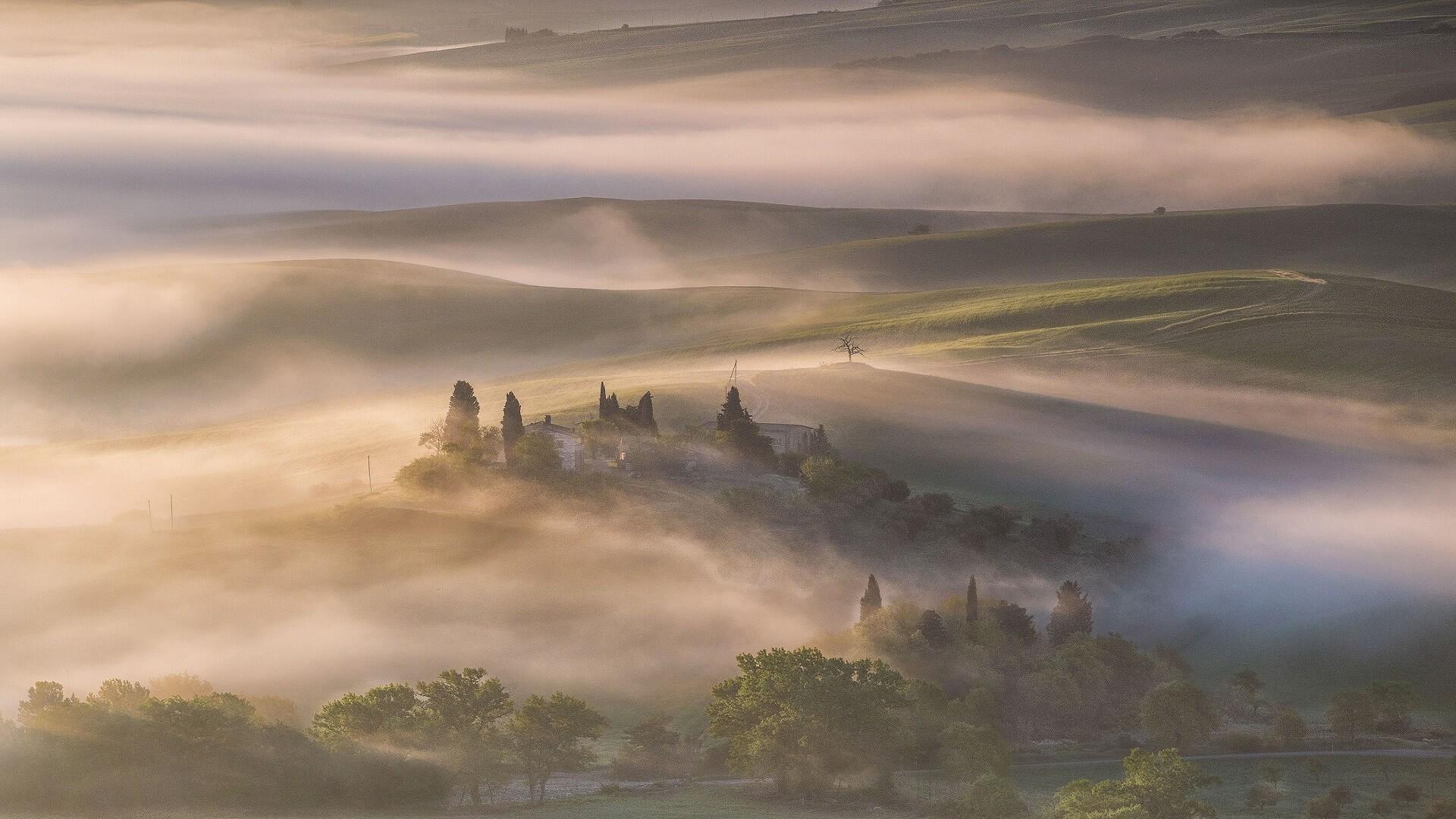 Jeno Major Tuscany