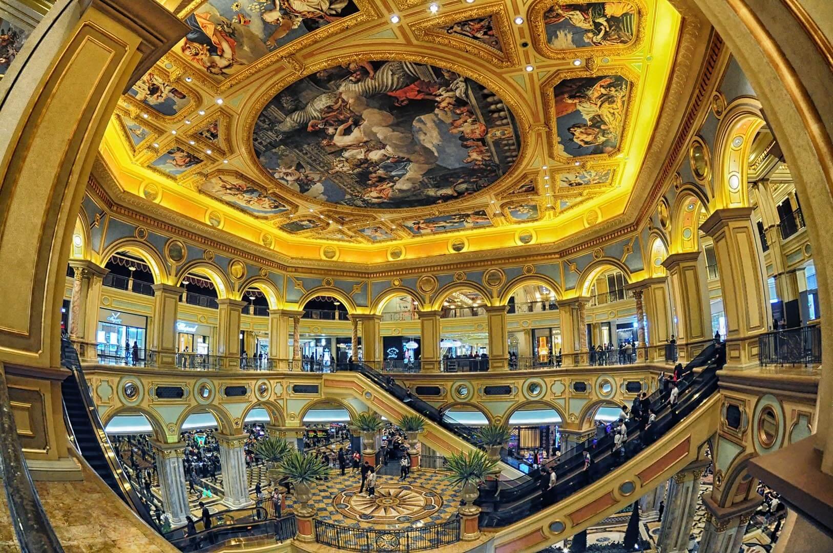 Ka-Pak KONG Great Hall Side View